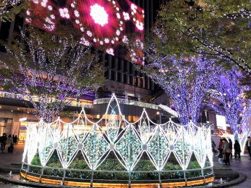 博多駅イルミネーション 画像4