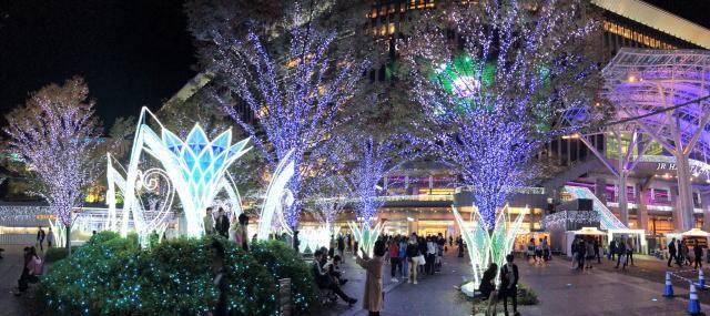 博多駅イルミネーション 画像5