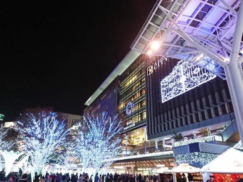 博多駅イルミネーション 画像6