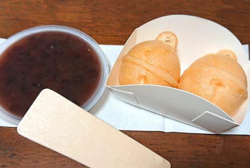 鈴型の最中が可愛い!博多駅のお土産 鈴懸(すずかけ)香り高い おてづめモナカ