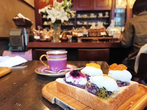 コーヒーハウス KAKO(かこ)花車本店で名古屋ツウを味わうモーニング