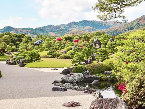 足立美術館(島根)が16年連続日本一、日本庭園ランキング2018