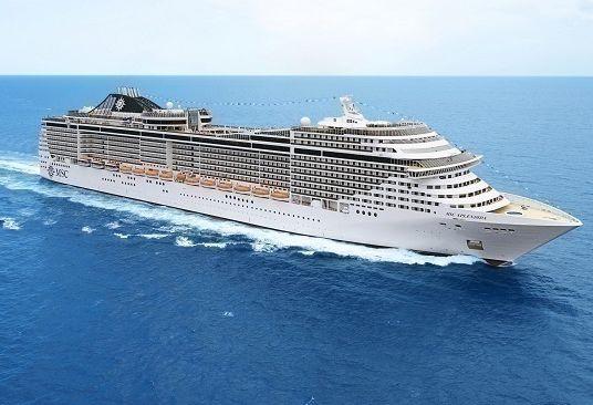 MSCスプレンディダ、プチ旅も楽しめる大型カジュアル客船