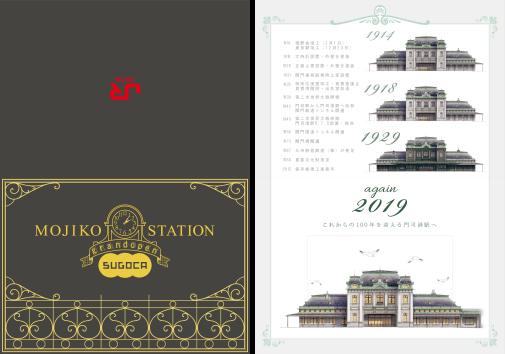 門司港駅記念SUGOCAセット