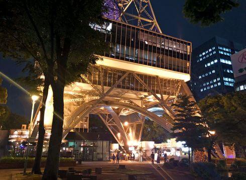 名古屋テレビ塔、2020リニューアルで「高級ホテル」も