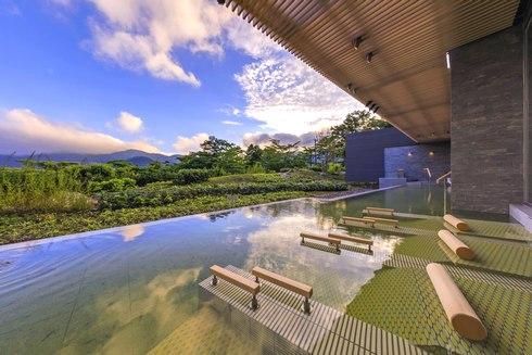 箱根はなをり、露天風呂