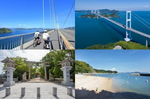 大三島の新ホテル「IKIDANE CYCLIST HOTEL」