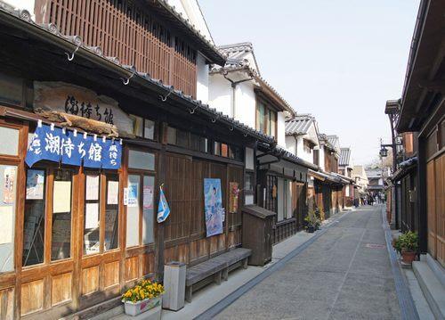御手洗、広島県呉市・大崎下島のレトロな街並み2