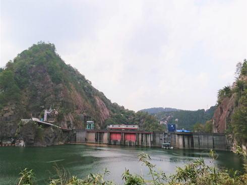 福岡県八女市 日向神峡 写真2