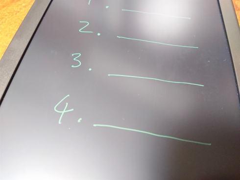 NEWYES デジタルメモ(電子メモパッド)画像3