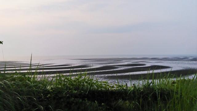 熊本 おこしき海岸(御輿来海岸)写真
