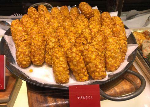 葱しお天、やきもろこし、安納芋など珍しい「さつま揚げ」が美味、鹿児島の玖子貴(きゅうじき)
