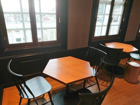 スターバックスコーヒー鹿児島仙厳園店 2階の様子2