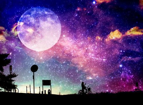 年に1度!6月の満月「ストロベリームーン」は恋を叶えてくれる月