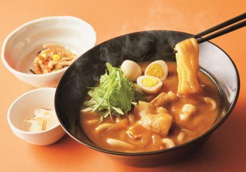 ガストで「カレーうどん二度うま!」メニューなど日本の美食紀行フェア