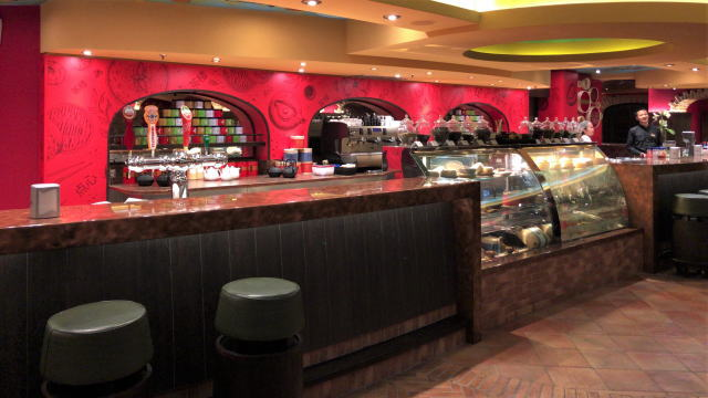 クルーズ船 レストランの雰囲気 画像3