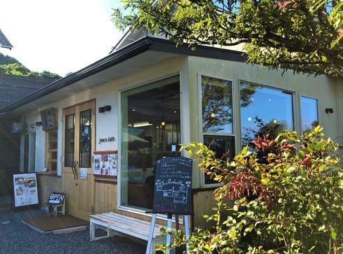 ジャムズカフェ、周防大島「瀬戸内ジャムズガーデン」併設カフェでブランチやスイーツを