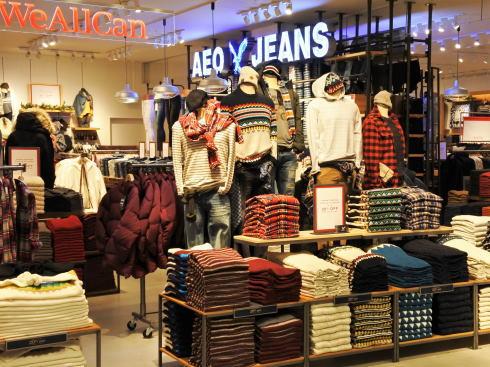 アメリカンイーグル 日本国内33店舗・ECサイト全閉店、日本撤退