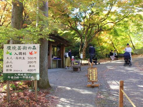 佐賀県 環境芸術の森 エントランス部