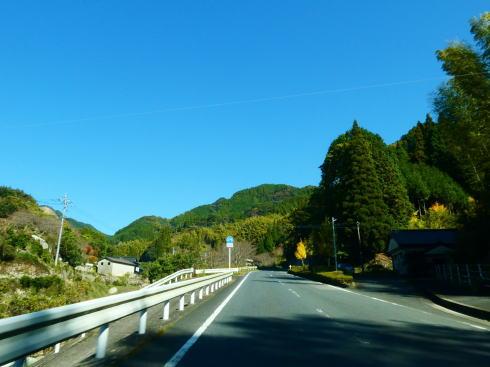 佐賀県 環境芸術の森 への道