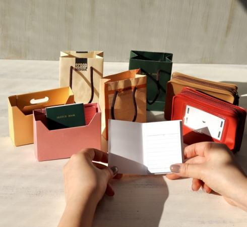文房具の女子会 商品例 コクヨの女子文具