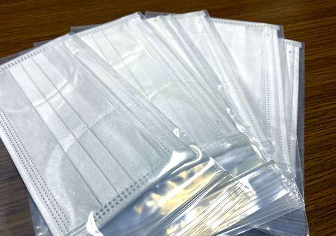 100均のビニールバッグで個別包装のストックを作っておく