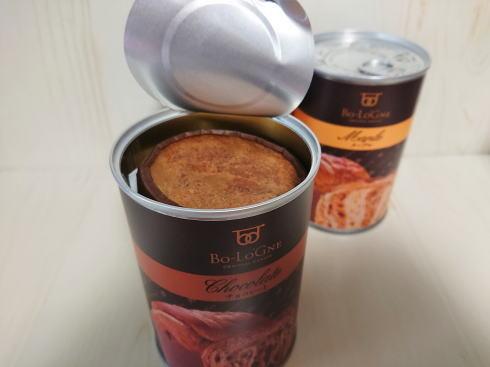 パンの缶詰・非常食 缶deボローニャ 画像1