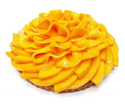 カフェコムサに宮崎産完熟マンゴーのケーキ登場「世界のマンゴーを訪ねて」