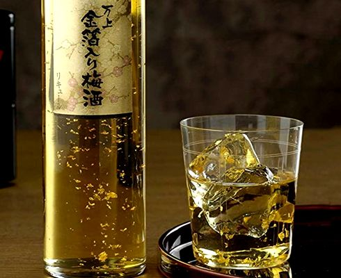 金箔入り梅酒