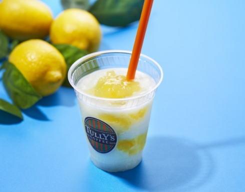 タリーズが次の一手、ナタデココ×瀬戸内レモンの新ドリンク発売