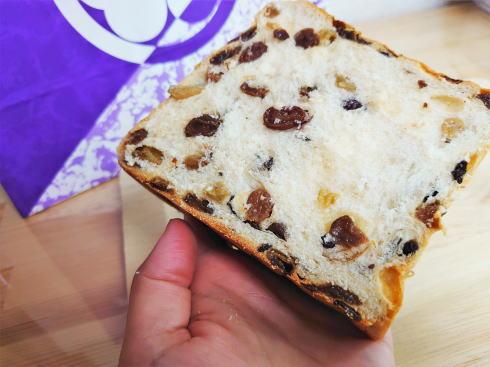 本多「極ぶどう食パン」 画像4