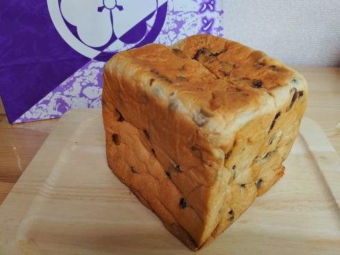 本多「極ぶどう食パン」 画像2