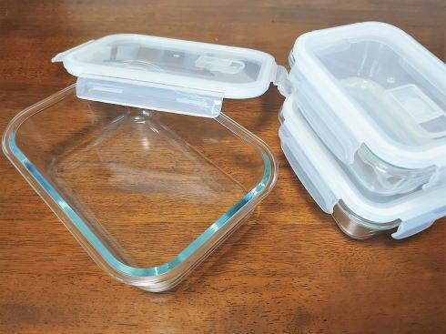 スリコ 耐熱ガラス保存容器 画像2