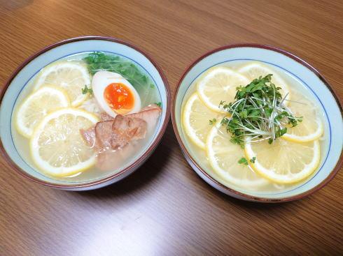 瀬戸内塩レモンラーメン 画像3