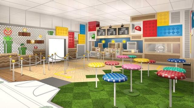 USJにマリオのカフェストア 10月オープン!任天堂ワールドは2021年春
