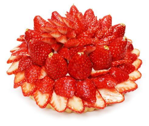 カフェコムサ「日本のいちご」フェア開催、厳選苺で限定ケーキ