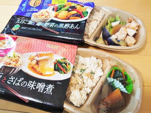 ニップンの冷凍食品「よくばり」シリーズが有難すぎる!1食ワンプレート完結