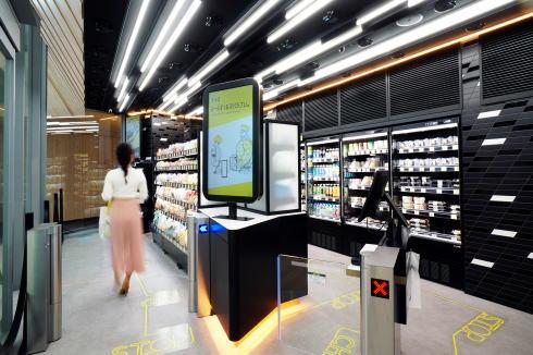 駅ナカコンビニ トモニーで無人決済システム導入、2021年夏頃 中井駅店へ