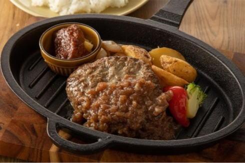 TOKYOハンバーグ厨房 ハンバーグイメージ