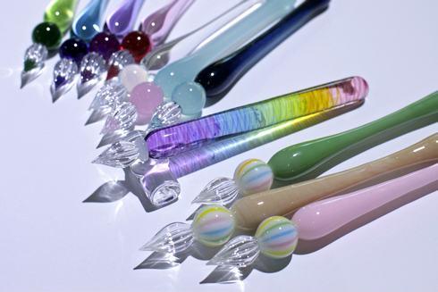 美しき「ガラスペン」神戸派商店が販売