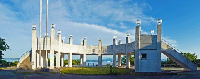 岡村島 ナガタニ展望台