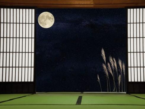 2021年のお月見(中秋の名月)は満月!8年ぶりまん丸明るい月を見上げて