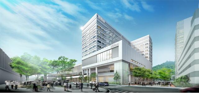 ヒルトン長崎が2021年11月開業、長崎駅とともにエリア大変身へ